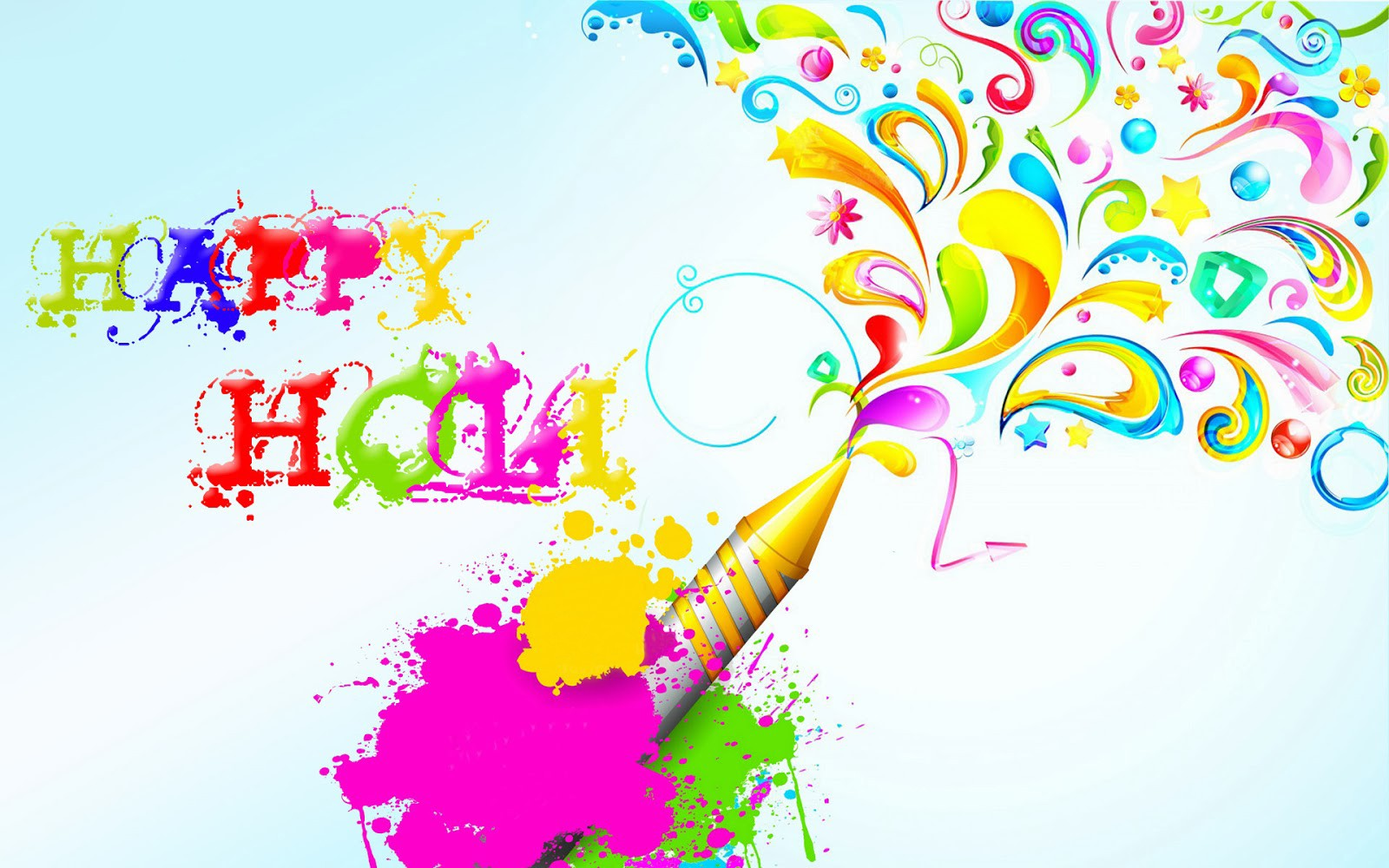 happy holi 2018 wallpaper for facebook whatsapp twitter