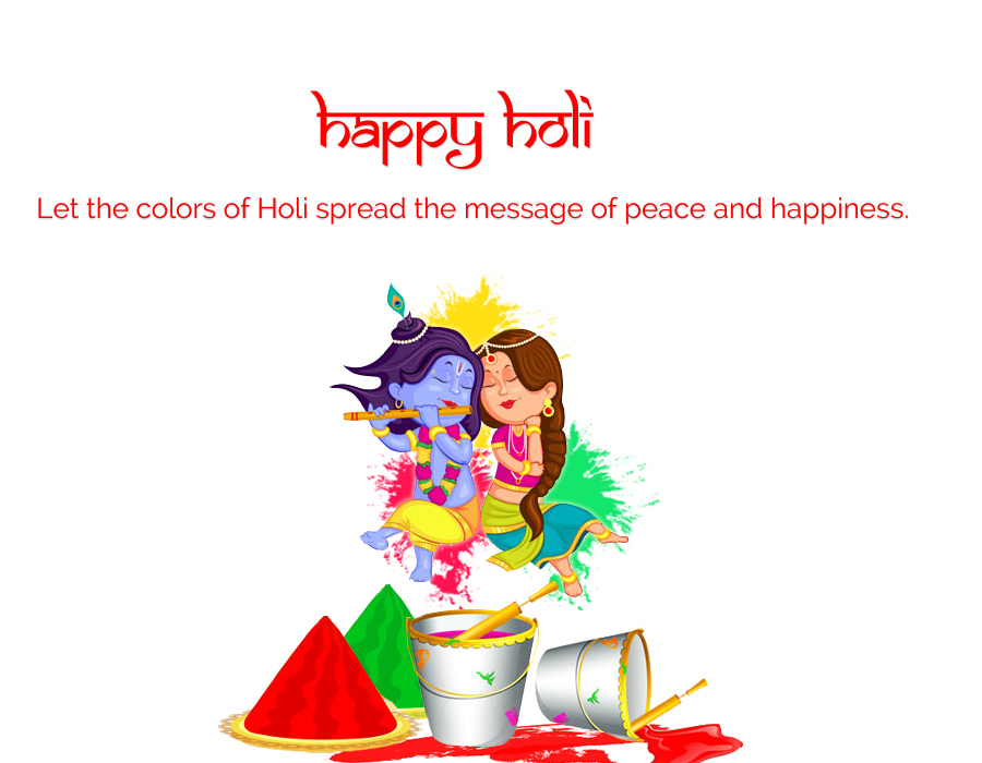 Happy Holi in advance wishes messages in hindi