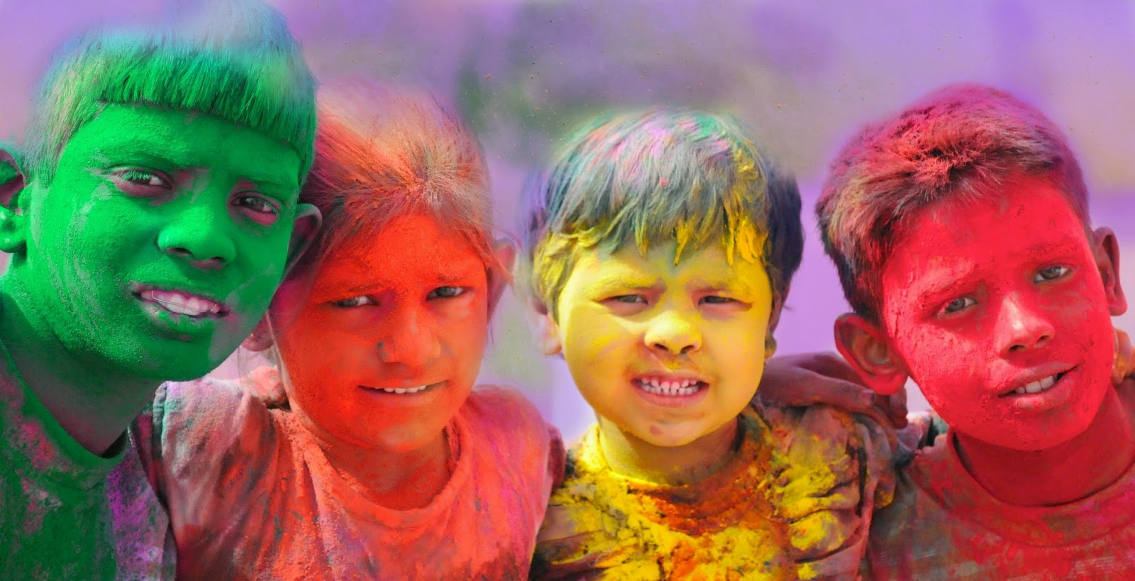 Facebook cover photo wallpaper for happy holi dhuleti 2016