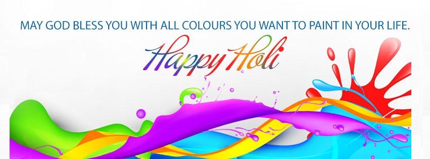 happy holi google plus cover photo