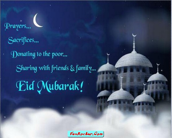 Eid Ramadan Mubarak 2018 HD Wallpapers Images Cover [Eid