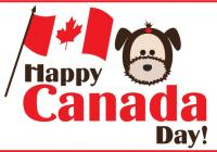 Happy Canada day greeting cards pictures images with best wishes