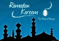 Ramadan Kareem Mubarak 2016 quotes in english with best wishes