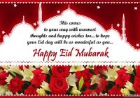 eid mubarak greetings cards images pictures in english
