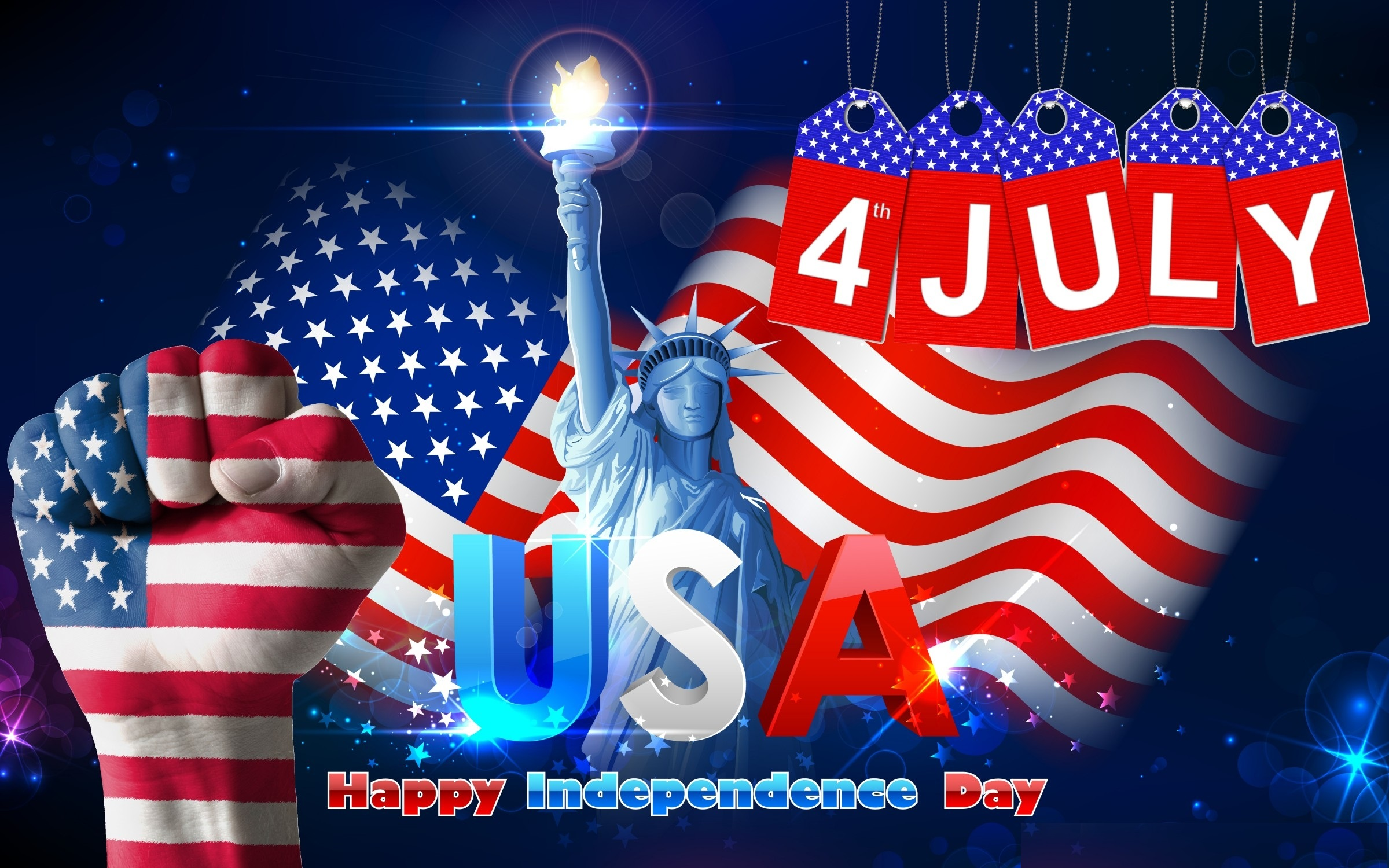Happy Independence Day 4th july of USA 2016 images