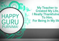happy guru purnima quotes messages in english