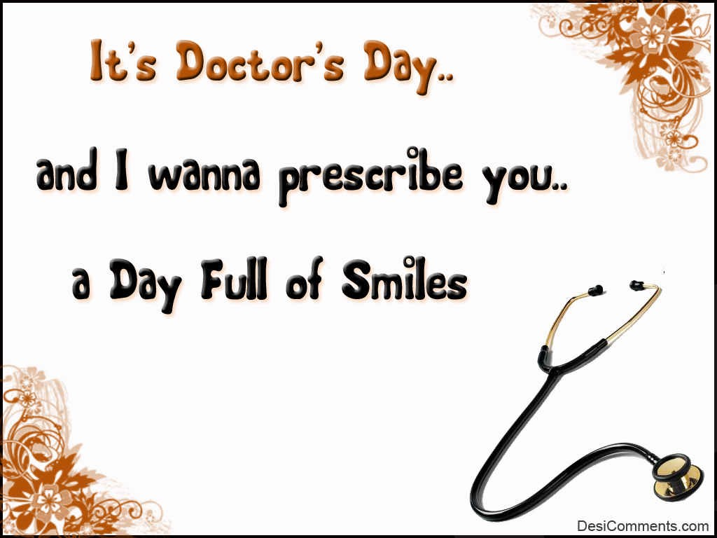 Happy National Doctor's Day 2016 Quotes Images with best wishes