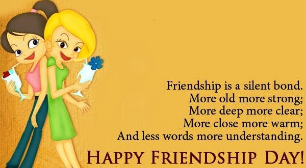 Happy Friendship Day 2018 Greetings Cards & Images For Sisters & Brothers