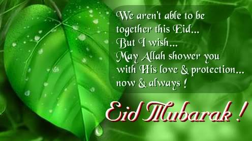 eid mubarak quotes image wishes in english