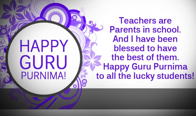 Guru Purnima Advance Wishes Greetings Cards
