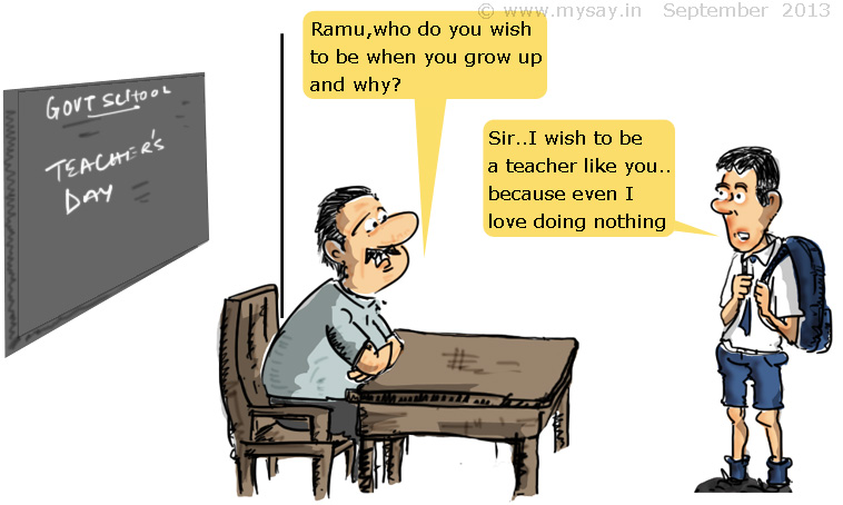 Best Teacher's Day Wishes Jokes & Funny Messages & SMS