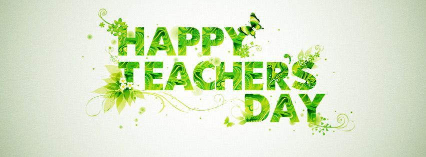 Download Happy Teacher's Day Banners & Cover Pictures