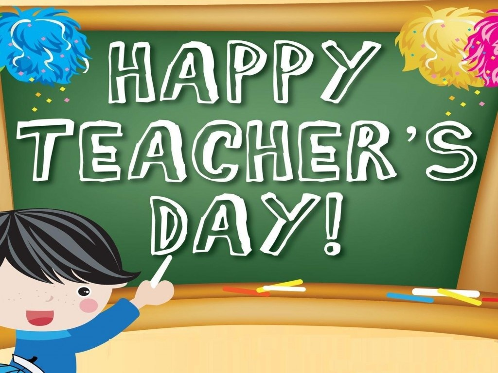 Download Happy Teacher's Day HD Wallpaper & Images