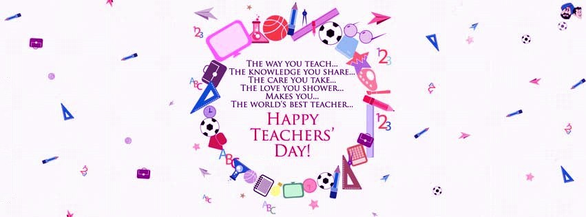 Download Teacher's Day Cover Photos & Pictures For Facebook (FB) & Google Plus
