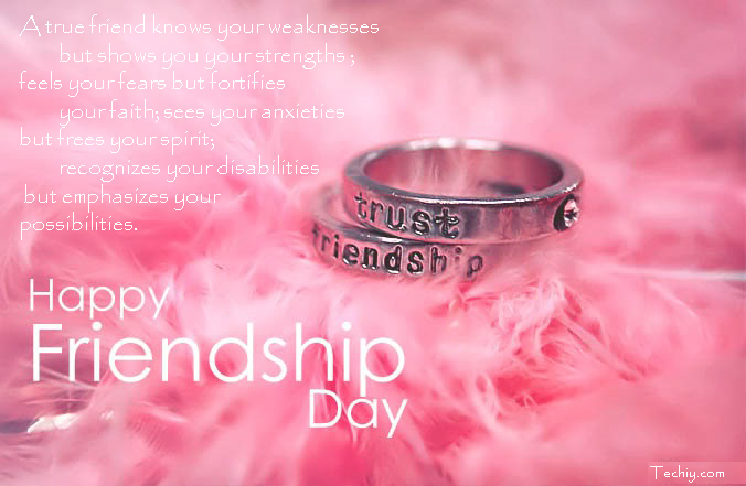 Friendship Day 2019 HD Image