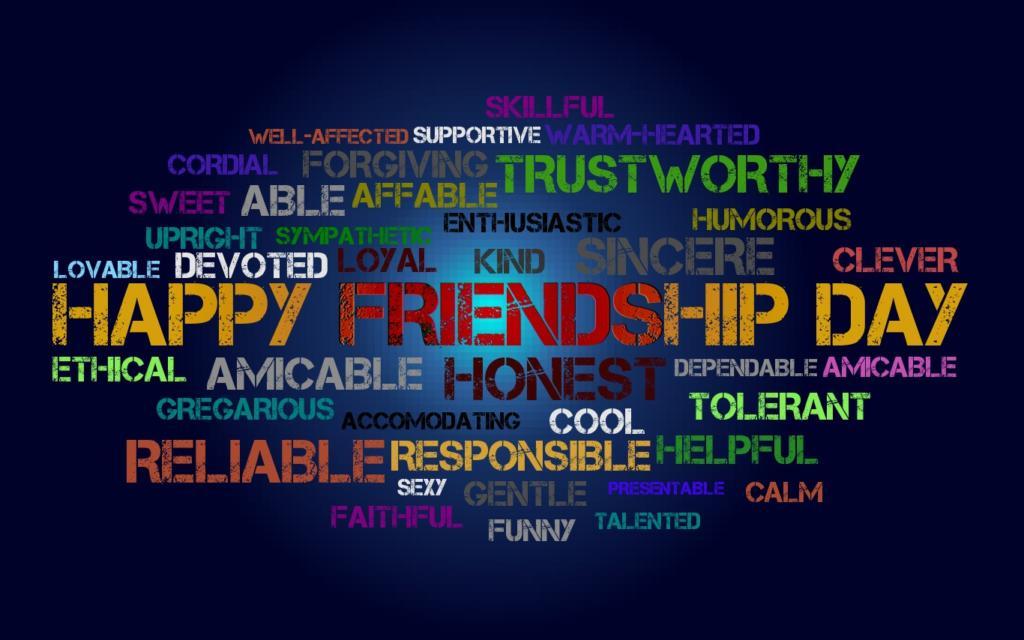 Friendship Day 2018 Wallpaper for Desktop