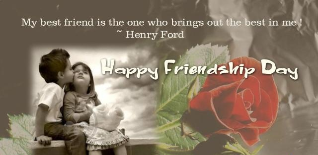 International Friendship Day 2019 Quotes