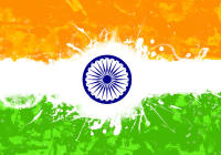 Happy 15th August Independence Day Indian Flags Covers Banners