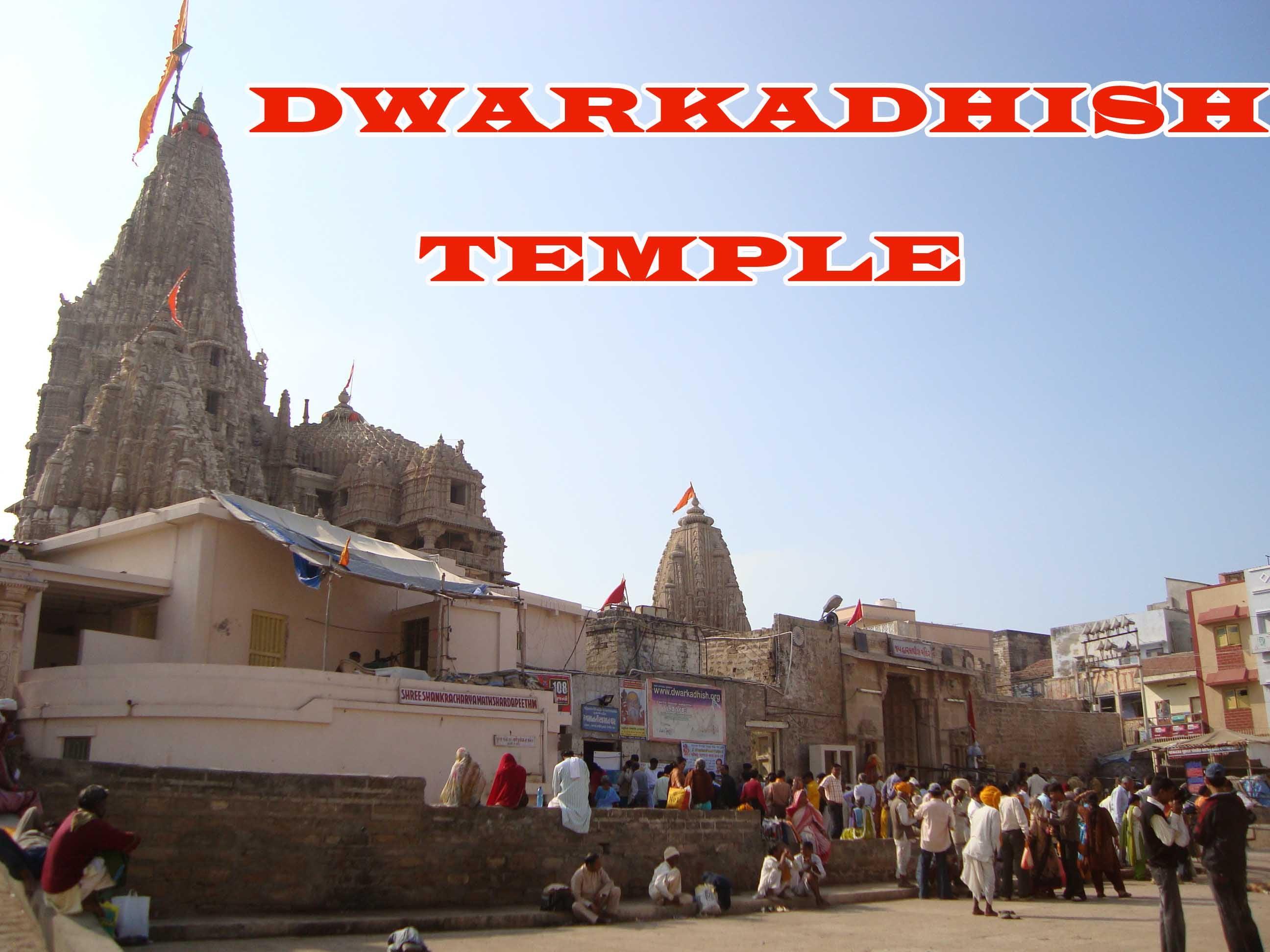 Happy Krishna Janmashtami Dwarka Live Pictures