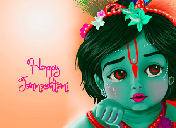 Happy Krishna Janmashtami Cartoon Videos With Best Wishes.