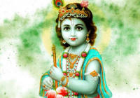 Happy Krishna Janmashtami WhatsApp Dp & Facebook Profile Picture