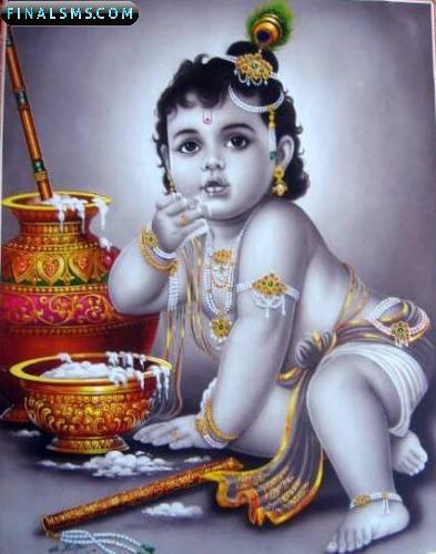 Happy Krishna Janmashtami WhatsApp Dp & Facebook Profile Picture (5)