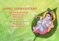 Krishna Jayanti/ Gokul Ashtami Shayari Status Messages Quotes with Best Wishes