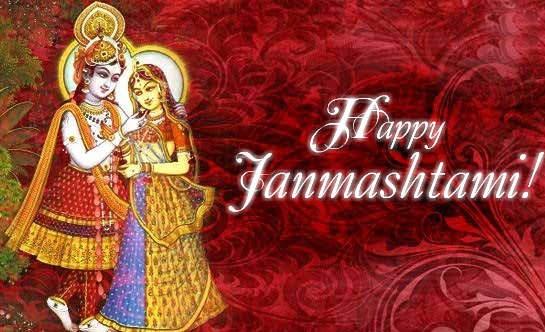 Happy Krishna Janmashtami Wishes Pictures for WhatsApp