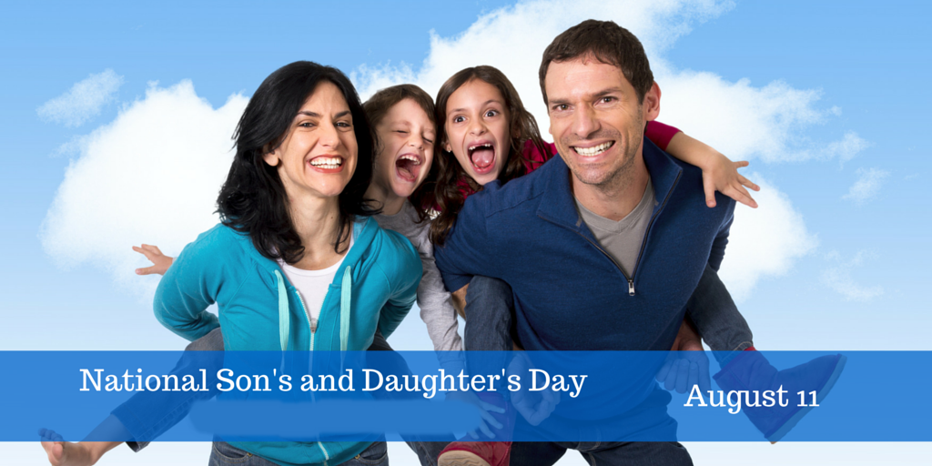 Best Happy Sons Daughters Day 2016 Sms Messages