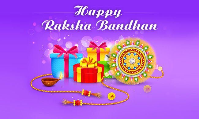 Happy Raksha Bandhan 2018 Special Gift Cards for Sisters
