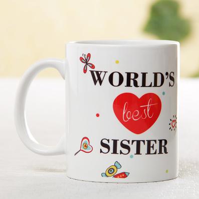 Happy Raksha Bandhan Gift for Sisters