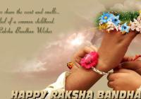 Raksha Bandhan Advance Wishes Greetings Cards Images Pictures Photos