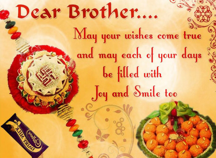 Happy Raksha Bandhan WhatsApp & Facebook Status in English