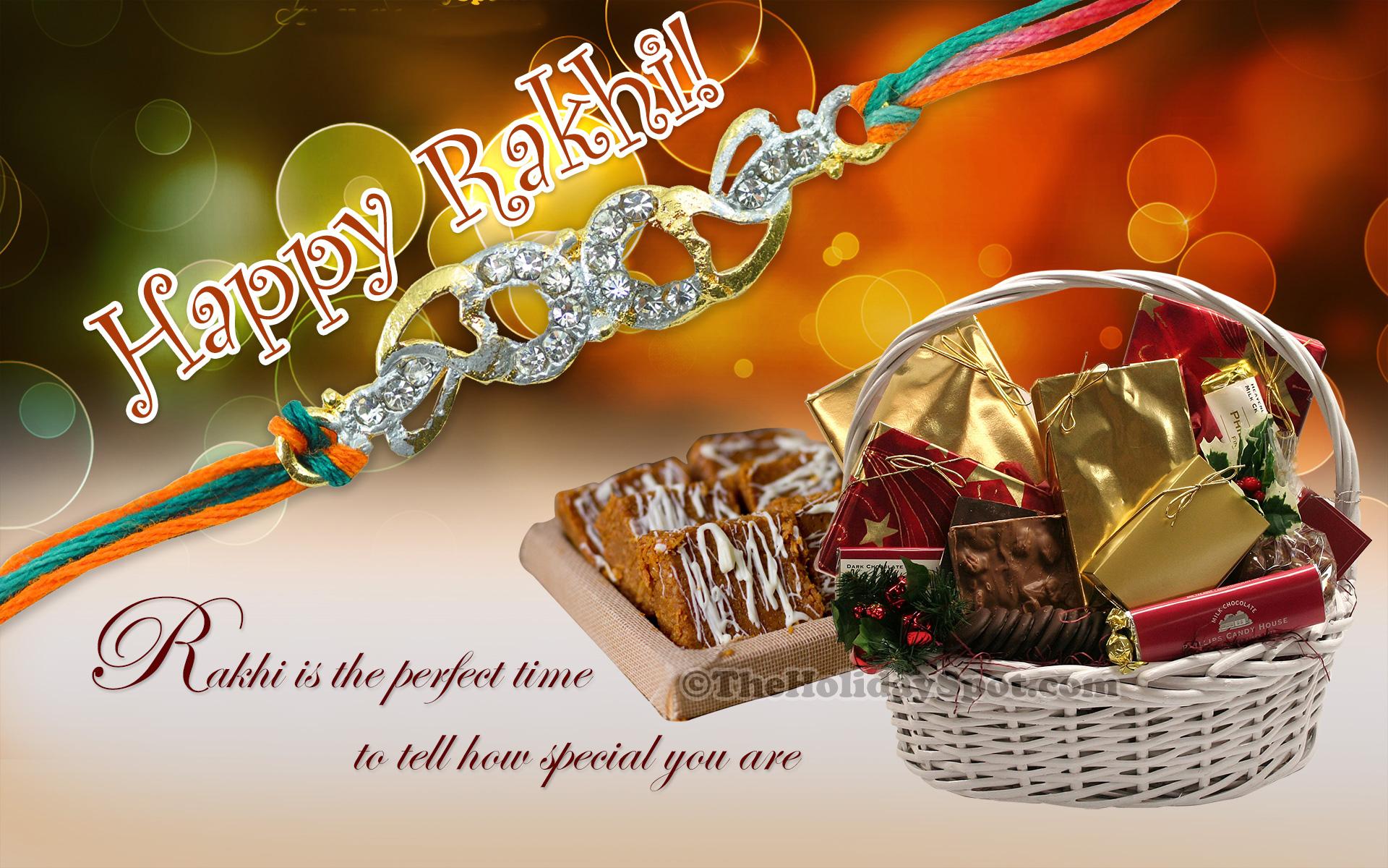 2018 Raksha Bandhan Greetings Card Images Pictures Photos In English