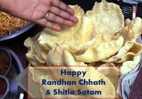 Happy Randhan Chhath Message Status Shayari Quote Image Wishes