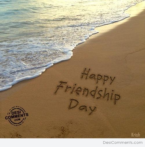 Friendship Day 2019 DP