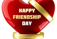 Happy friendship day 2016 facebook profile pictures