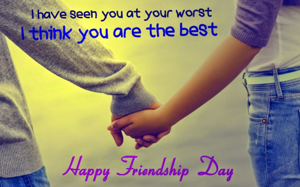 Friendship Day 2018 Advance Wishes WhatsApp Status in English