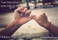 Happy friendship day 2016 love quotes