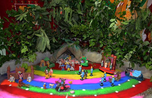 Krishna Janmashtami Celebration & Decoration Ideas (4)