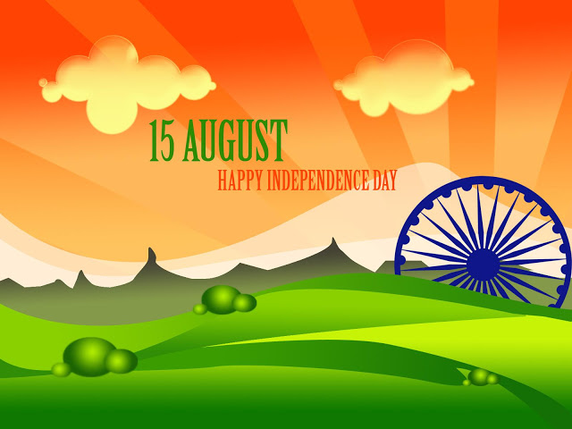 Happy 15th August Independence/ Swatantrata day WhatsApp status & Messages in English