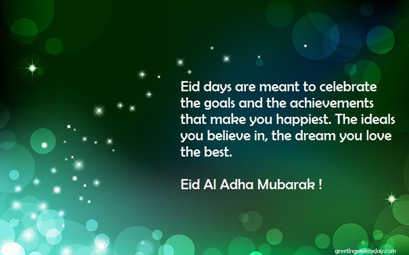 Bakra eid al adha zuha wishes whatsapp status sms message in english m4hsunfo