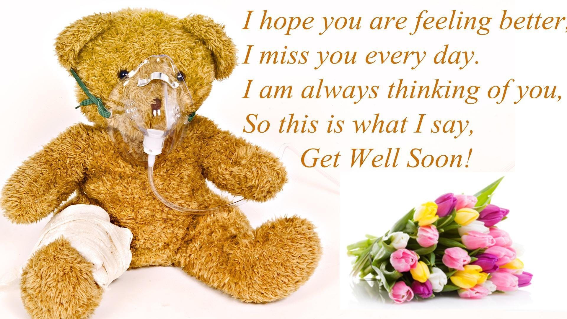 {Best} get well soon wishes messages and quotes