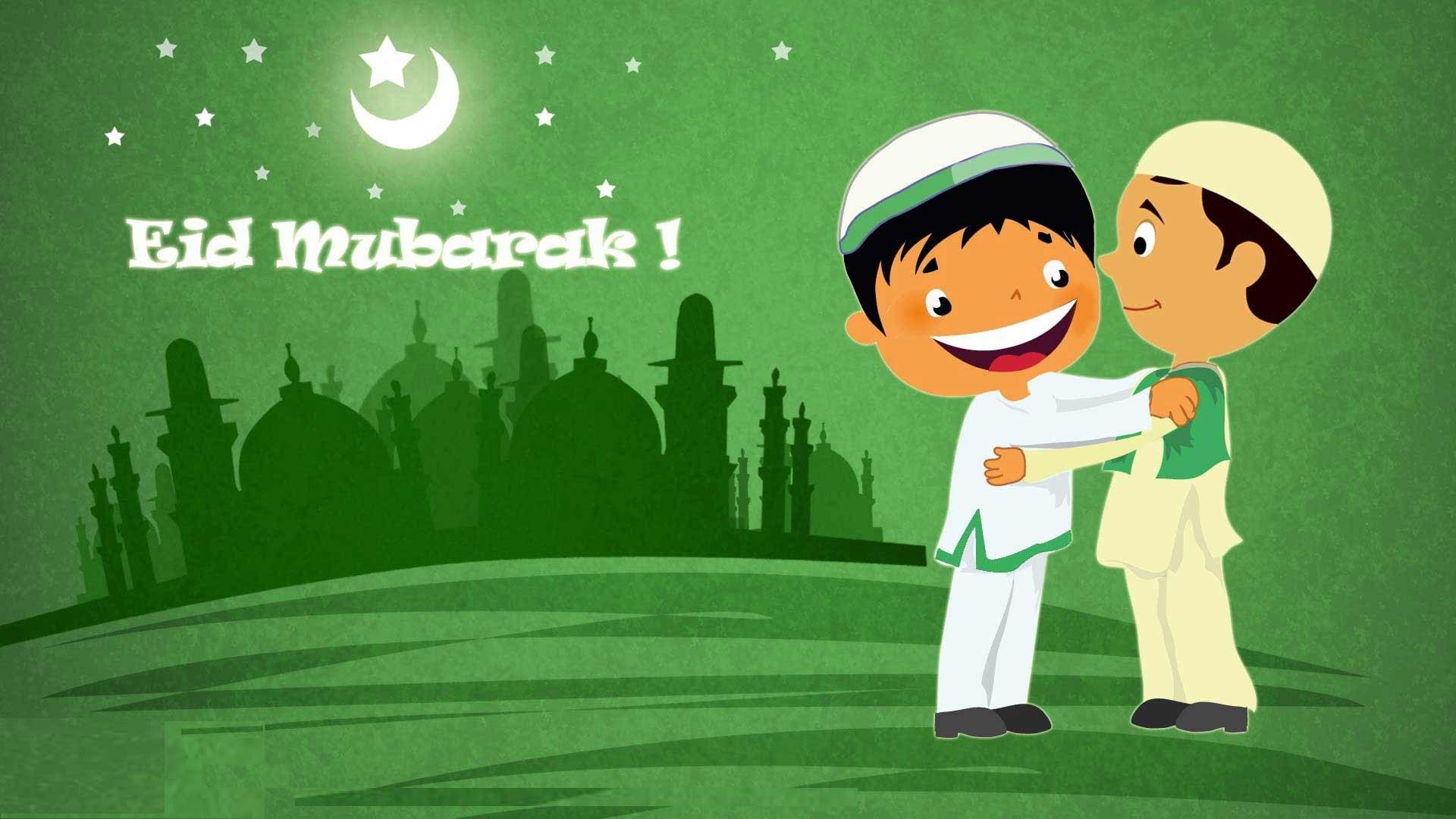 Download Bakra Eid Al Adha Zuha Bakrid Mubarak HD Wallpaper
