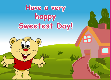 Download Free Happy Sweetest Day Wishes Greeting ECard For Family