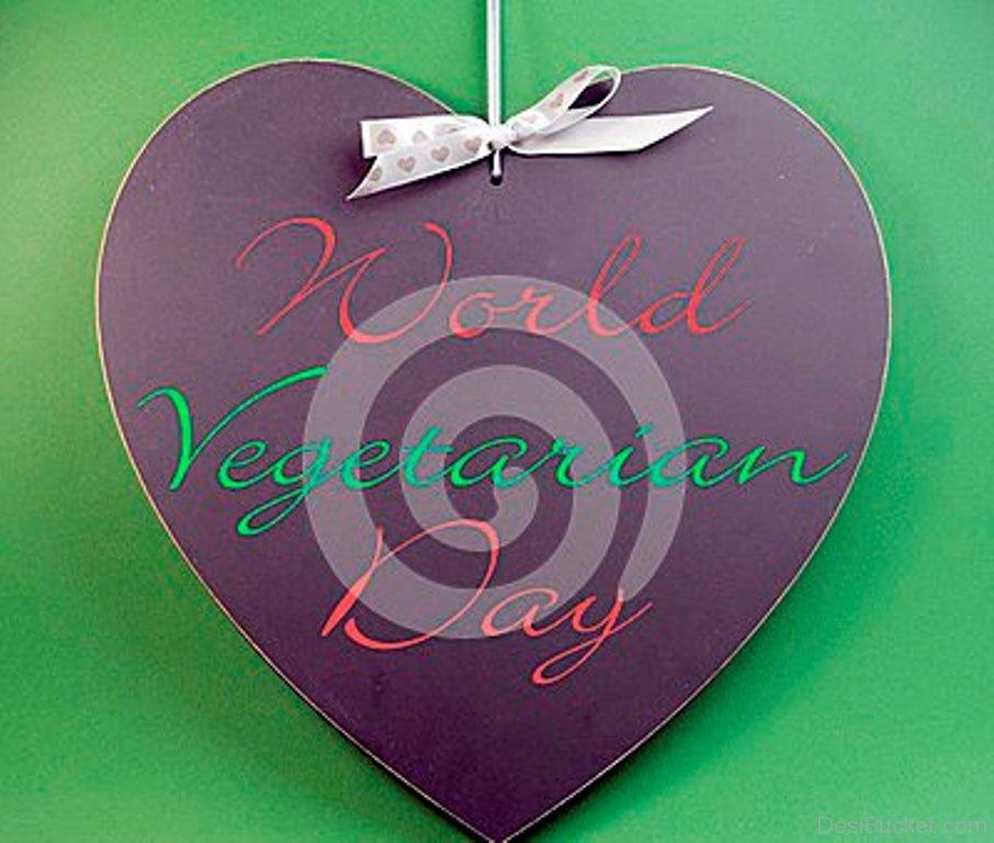 World Vegetarian Day HD Wallpaper, Facebook Cover Photos