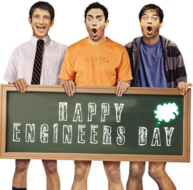 Download Happy Engineer Day Wishes HD Wallpapers