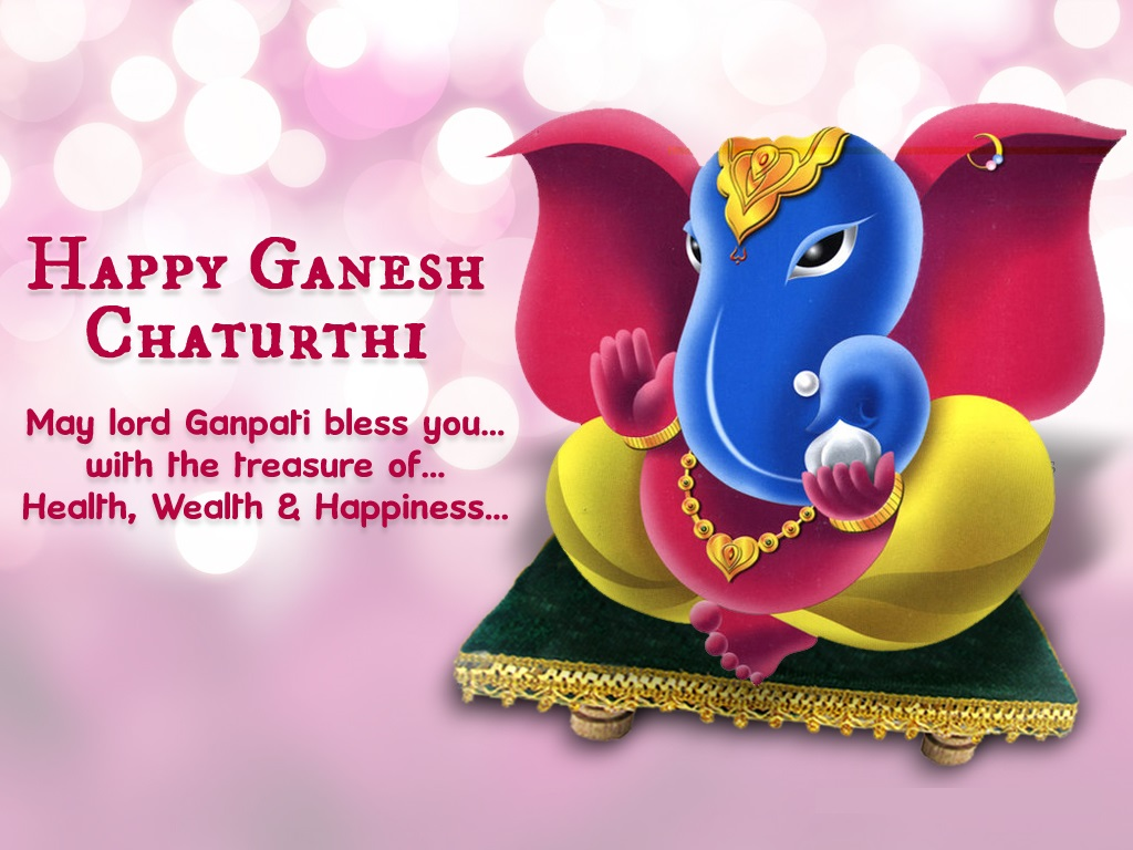 Happy Ganesh/ Vinayaka Chaturthi Wishes