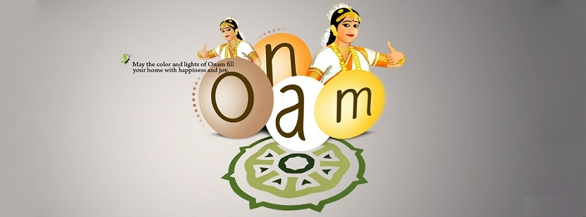 Download Happy Onam Wishes Facebook Cover Pictures & Photos