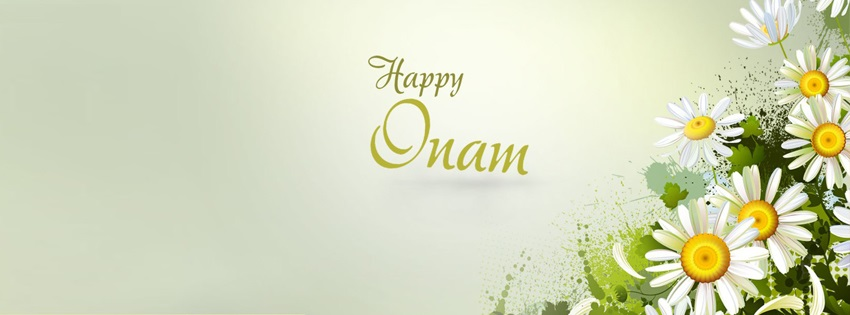 Download Happy Onam Wishes Google Plus Cover Pictures & Banners